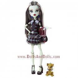 Frankie Stein Monster High